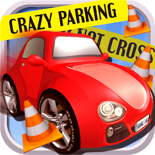 3D Crazy Car Parking - screenshot