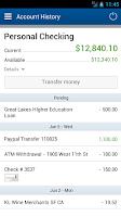 Screenshot of East Cambridge Savings Bank