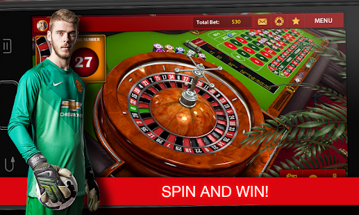 Man Utd Social Roulette - screenshot