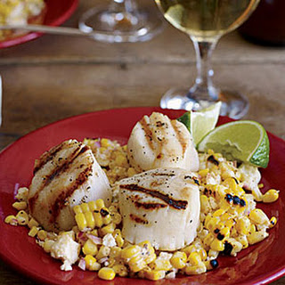 Mexican Scallops Recipes
