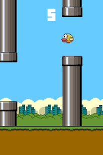Reverse Bird - screenshot