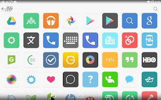 Screenshot of Minimo Icons 5.0