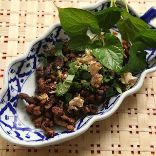 Larb Muang Moo (Northern Thai-Style Chopped Pork Salad)