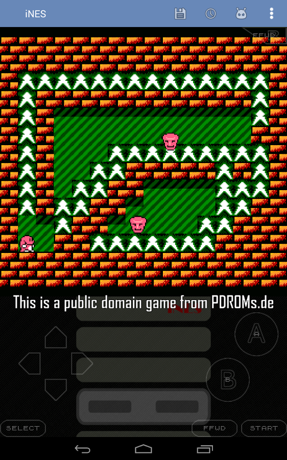 iNES - NES Emulator Screenshot 8