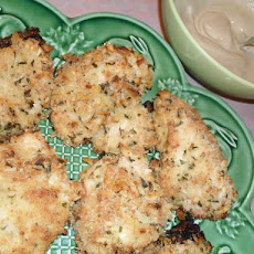 Dijon Chicken with Panko Crust