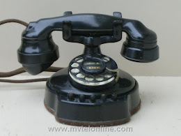 Cradle Phones - Western Electric 208 1
