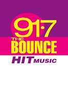 Screenshot of 91.7 The Bounce