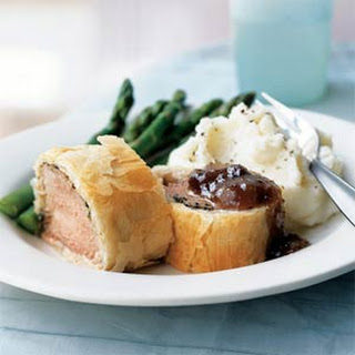 Pork Tenderloin in Phyllo