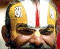 BN21332_9~Vaishnava-Sadhu-Devoted-to-Lord-Ram-Displaying-Tilaka-Forehead-Marking-Haridwar-India-Posters