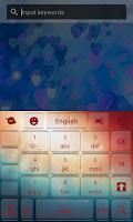 Screenshot of Keypad Galaxy