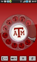 Screenshot of dialR: Texas Rotary Phone Dial