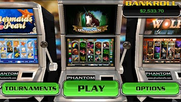 Screenshot of Magic of the Unicorn Free Slot