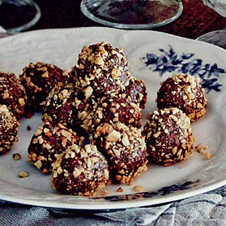 Chocolate Pecan Pie Truffles