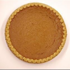 Not-So-Pumpkin Pie