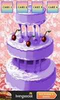Screenshot of Birthday Fun Cake