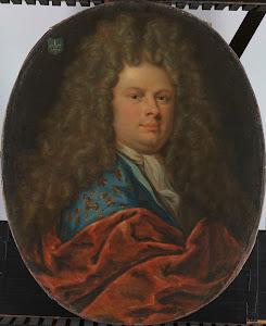 RIJKS: attributed to Pieter van der Werff: painting 1722