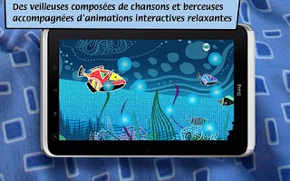 Screenshot of Les Étoiles du dodo - tablette