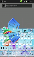 Screenshot of Keyboard for Games