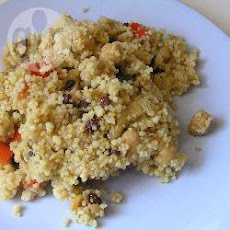 Moroccan Spiced Couscous