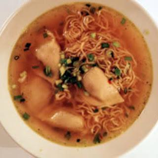 Chicken Noodle Soup Dumplings Recipes