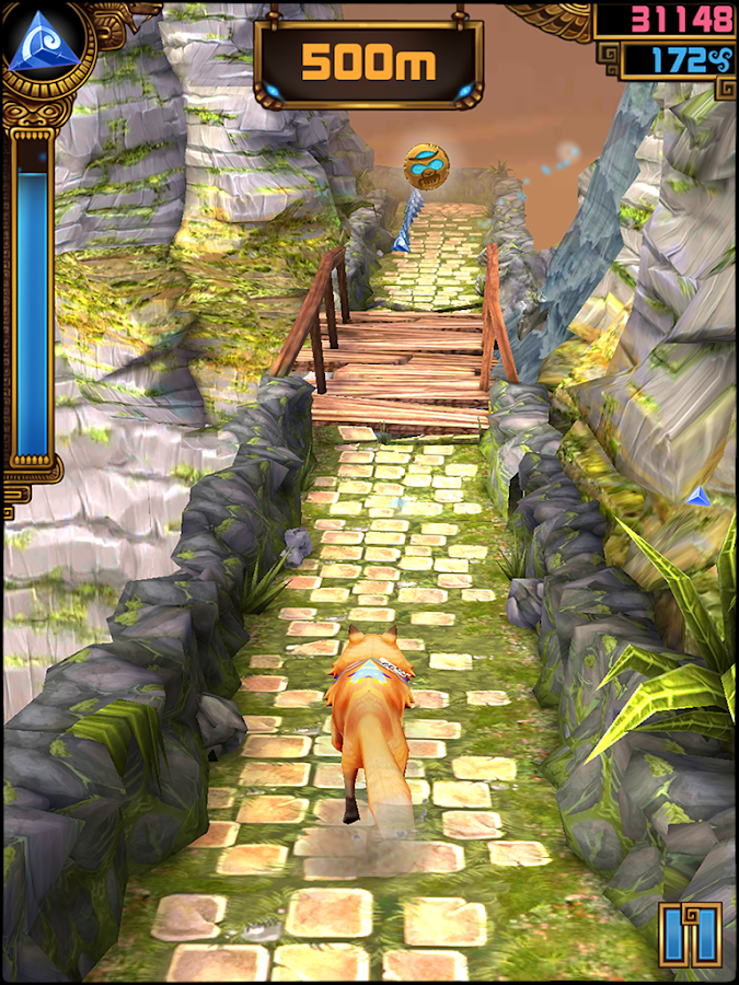 Spirit Run Screenshot 1