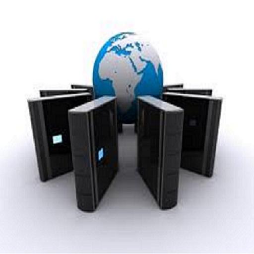 Internet Hosting Network 商業 LOGO-阿達玩APP