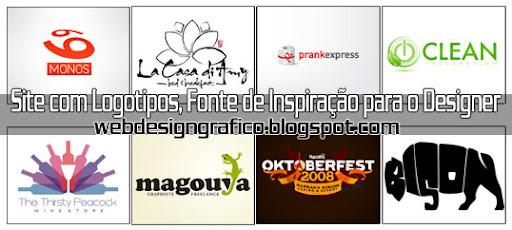 Site com Logotipos