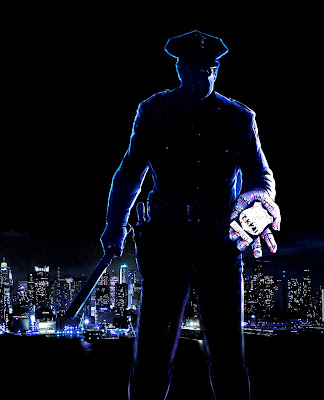 Maniac Cop (1988, USA) poster art