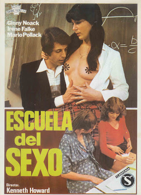 Sex-school (Das Sexabitur) (1978, Germany) movie poster