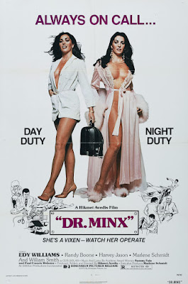 Dr. Minx (1975, USA) movie poster