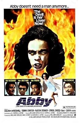 Abby (1974, USA) movie poster