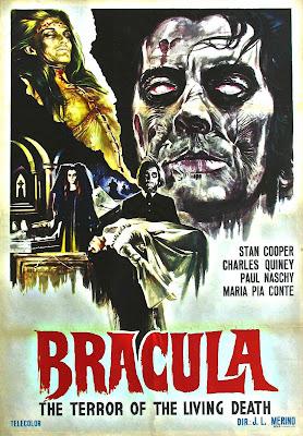 Hanging Woman (La Orgía de los muertos / The Orgy of the Dead, aka Terror of the Living Dead) (1973, Spain / Italy) movie poster