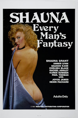 Shauna: Every Man's Fantasy (1985, USA) movie poster