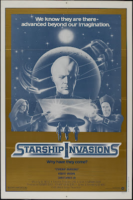 Starship Invasions (1977, Canada) movie poster