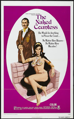 The Naked Countess (Die Nackte Gräfin) (1971, Germany) movie poster