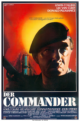 The Commander (Der Commander) (1988, Germany / Italy) movie poster