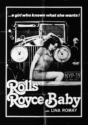 Rolls-Royce Baby (1975, Switzerland) movie poster