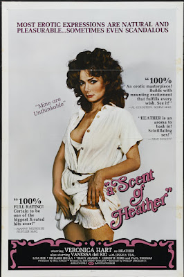 A Scent of Heather (1981, USA) movie poster