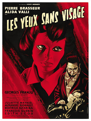 Eyes Without a Face (Les Yeux sans visage) (1960, France / Italy) movie poster