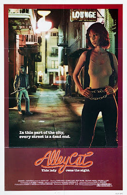 Alley Cat (1984, USA) movie poster