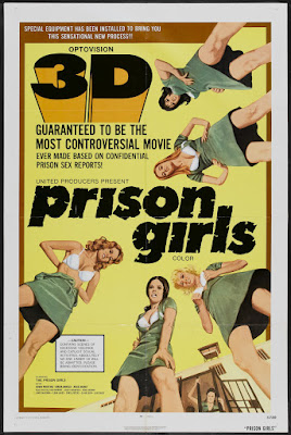 Prison Girls (1972, USA) movie poster