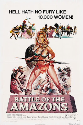 Battle of the Amazons (Le Amazzoni - donne d'amore e di guerra) (1973, Italy / Spain) movie poster