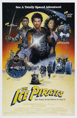The Ice Pirates (1984, USA) movie poster