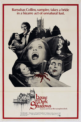 House of Dark Shadows (1970, USA) movie poster