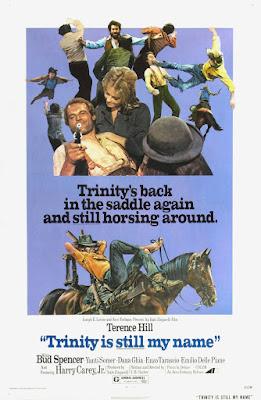 Trinity Is Still My Name (...continuavano a chiamarlo Trinità) (1971, Italy) movie poster