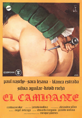 The Traveller (El Caminante) (1979, Spain) movie poster