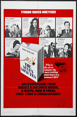 The Seven Minutes (1971, USA) movie poster