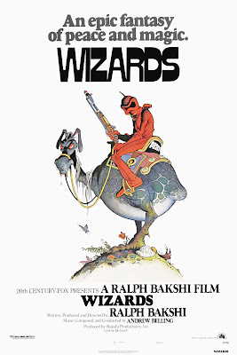 Wizards (1977, USA) movie poster