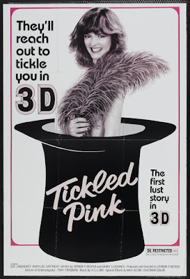 The Groove Room (Champagnegalopp, aka Tickled Pink, aka Victorian Fantasies) (1975, Sweden / USA) movie poster