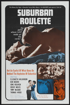 Suburban Roulette (1968, USA) movie poster